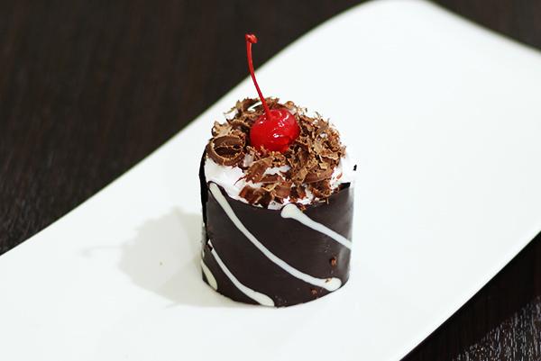 Blackforest Cake Portion