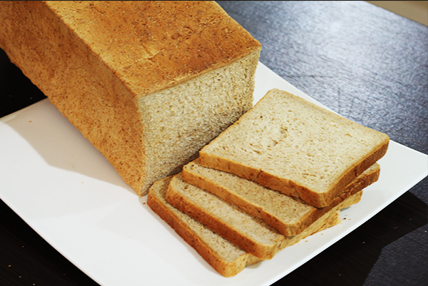 Brown Toast Bread
