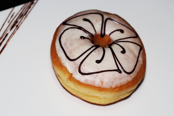 Doughnut White Chocolate