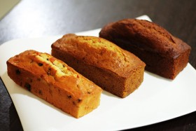 English, Carrot, Banana Cake
