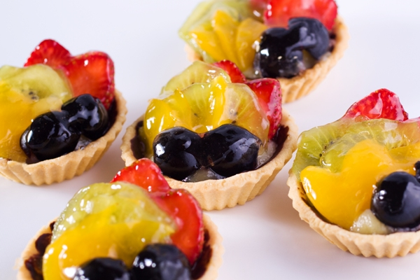 Fruit Tartelette