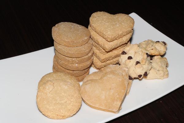 Assorted Gluten Free Cookies