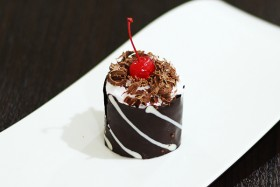 Blackforest Cake Portion