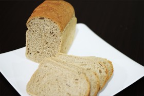 Brown Bread Oval