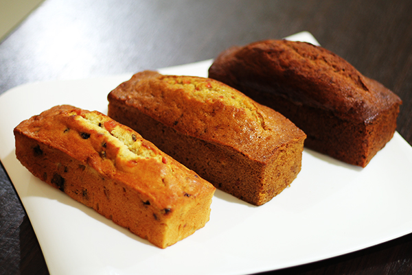 English Carrot Banana Cake Pelangi Rex Bakery