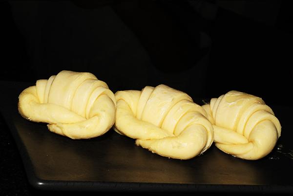 Frozen Croissant Plain