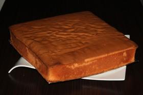 Sponge Cake Strawberry