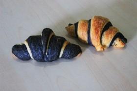Black Croissant